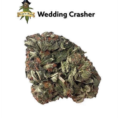 Wedding Crasher   AA+   26%THC   Sativa Hybrid