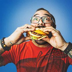 #burgerface