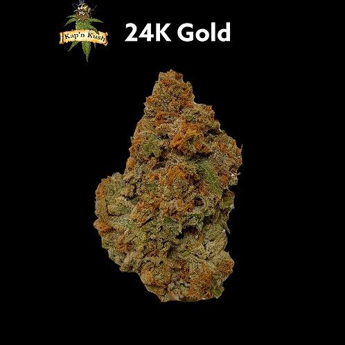 24K Gold ✨✨ AAA+ 27%THC (Hybrid)