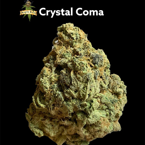 Crystal Coma | AAA | 27%THC | Sativa Hybrid