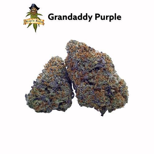 Grandaddy Purple (AAAAA) - 31%THC - INDICA