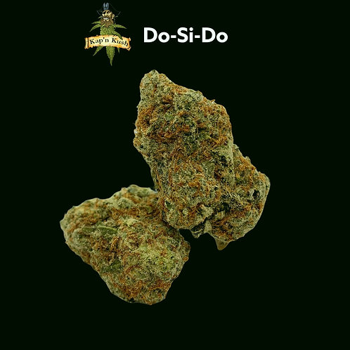 Dos-Si-Do 💥(AAA++) 27% THC -INDICA