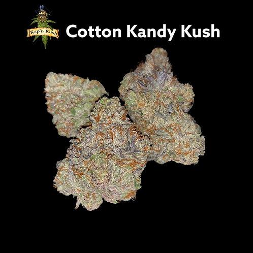 Cotton Kandy Kush (AAAAA) 30%THC - HYBRID
