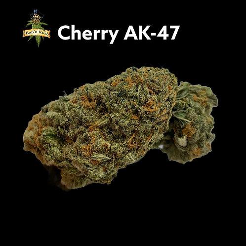 Cherry AK-47 (AAA )27% THC- SATIVA