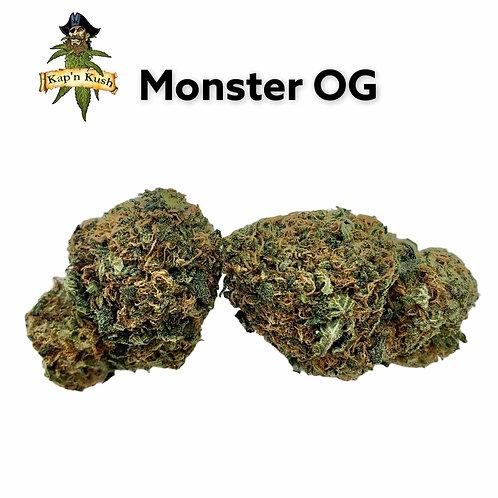 Monster OG AA+ 26% THC - INDICA HYBRID