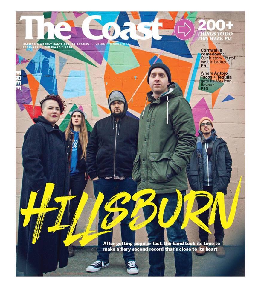 Hillsburn Coast Cover