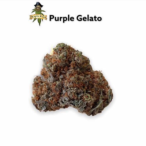 Purple Gelato AAAA 30%THC - SATIVA
