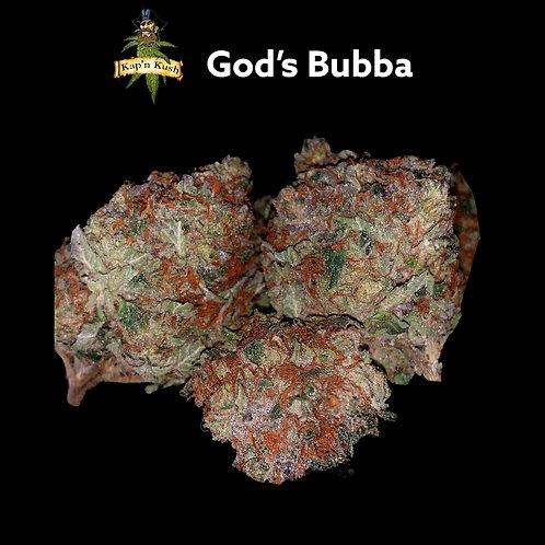 God's Bubba (AAAA++) 30%THC - Indica