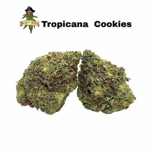 Tropicana Cookies AA+(26%THC) - Sativa hybrid
