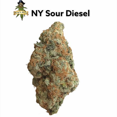 NY Sour Diesel | AAA++| 28%THC| Hybrid