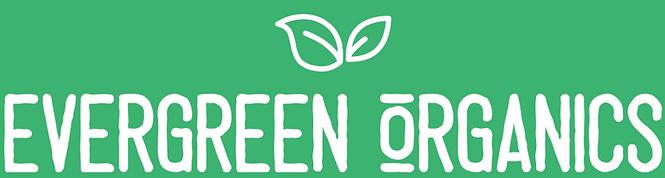 Evergreen Organics Logo Text