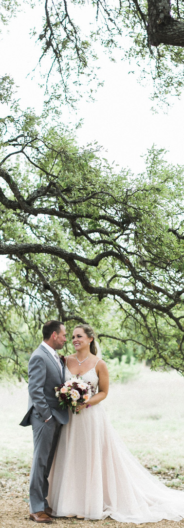 Fresh Air Outdoor and indoor Wedding Venues Dripping Springs, Texas