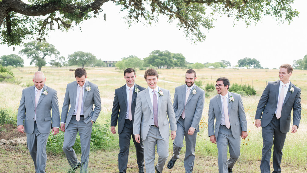 Our Groomsman enjoy this Texas Wedding Venue with beautiful views.  Enjoy The Alexander at Creek Road Wedding Venue Dripping Springs, the best outdoor and indoor event spaces, with options for intimate weddings to large events