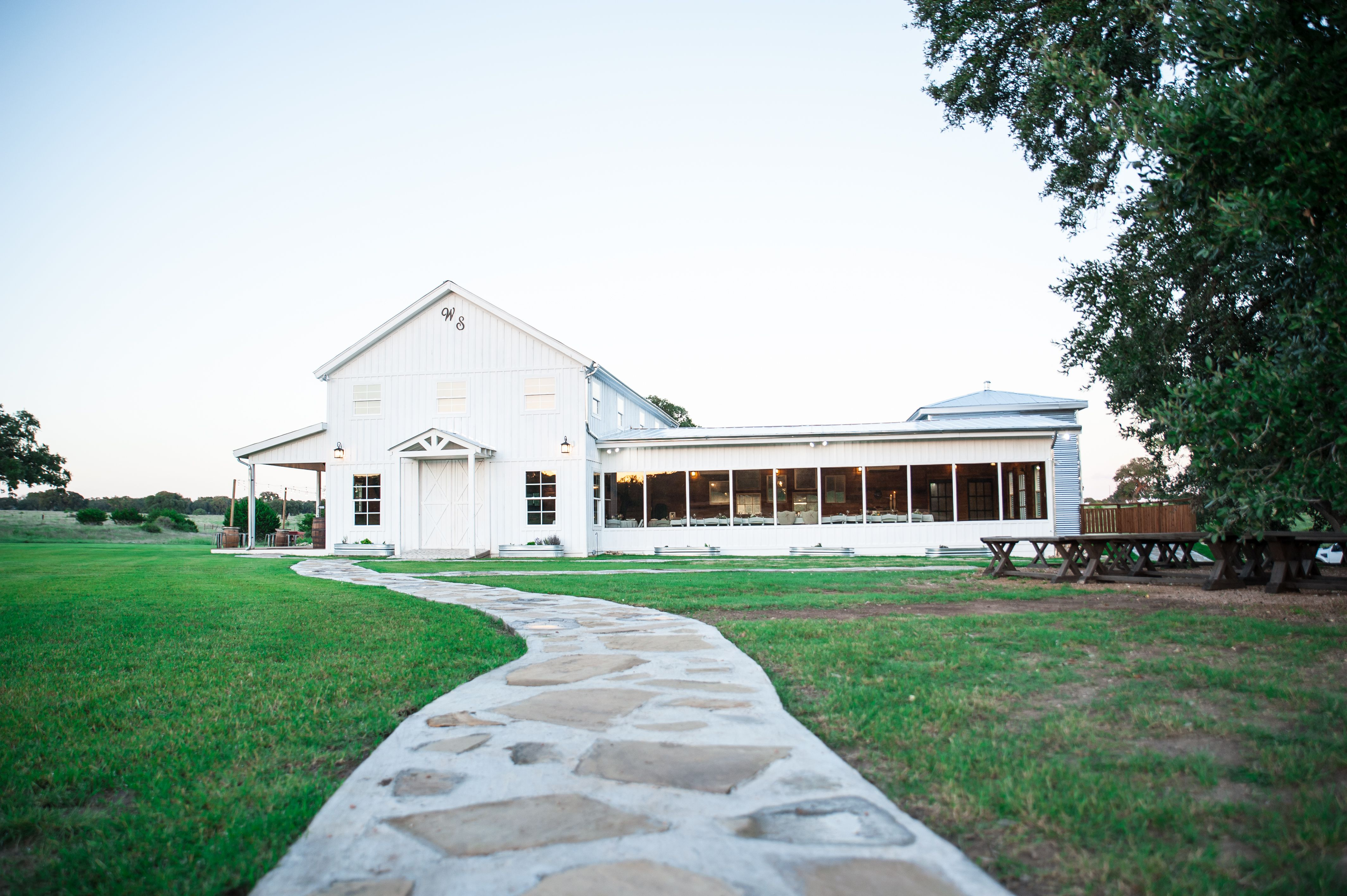 Home Wedding Dripping Springs The Alexander At Creek Road