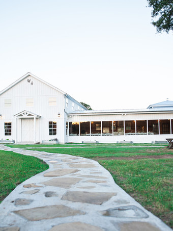 White Barn Event Venue in Dripping Springs