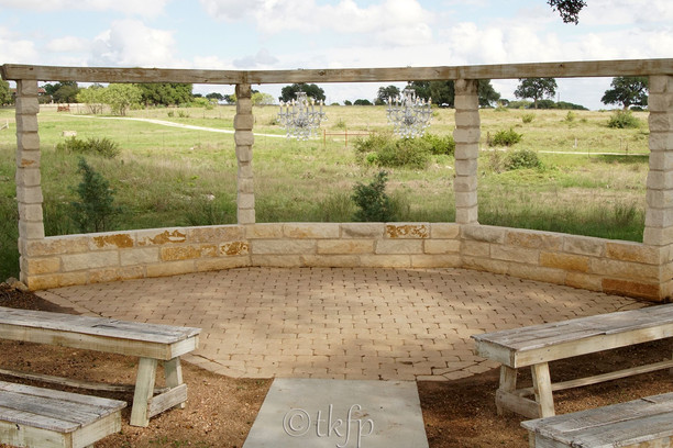 Wedding Venues with views Hays County The Alexander at Creek Road