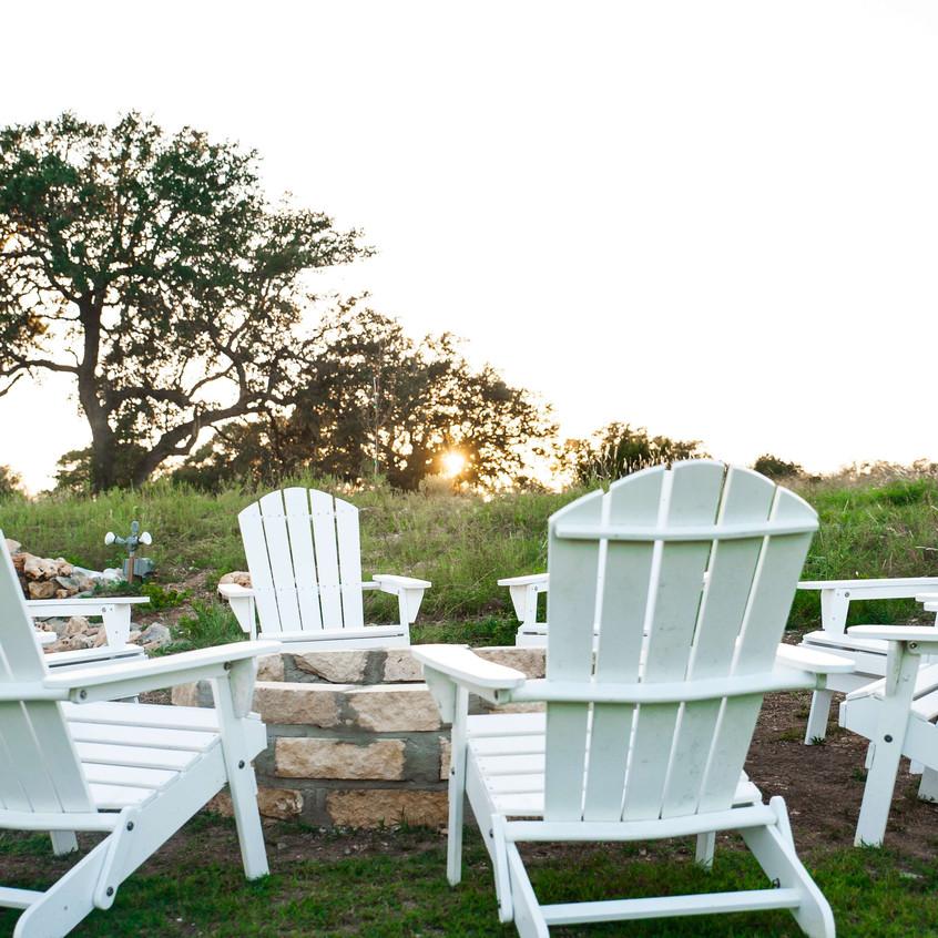 Outdoor Wedding Central Texas