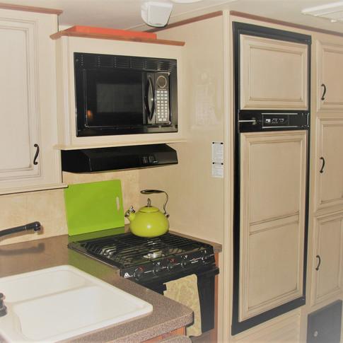 Open Range Camper Kitchen
