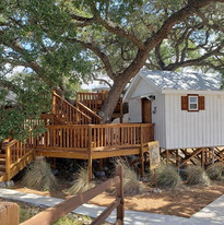 The Treehouse at The Alexander at Creek Road in Dripping Springs