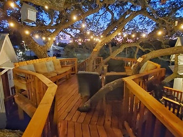 Treehouse Lodging The Alexander at Creek Road