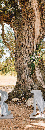 Hill Country Texas Wedding Venues with Lodging near Austin, Texas, The Alexander at Creek Road