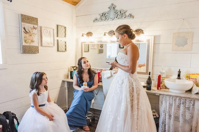 Caroline's Wedding by Annie Lui Photography