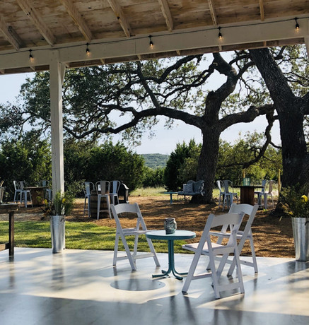 Open Air Celebration spaces for outdoor weddings and events near San Antonio in the Texas wine country; wedding venue with accommodations for Wedding Weekends, family reunions, featured in The Knot, Wedding Wire, Here Comes the Guide, and hey wedding Lady