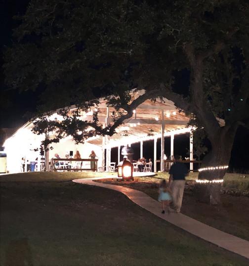 Party Pavilion at The Alexander at Creek Road