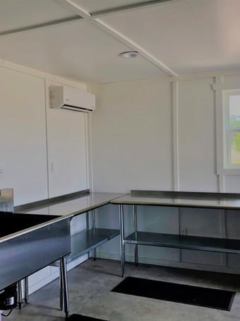 Pavilion Prep Kitchen