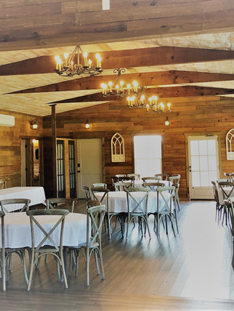Indoor Meeting Space for parties, services, banquets Austin Tx