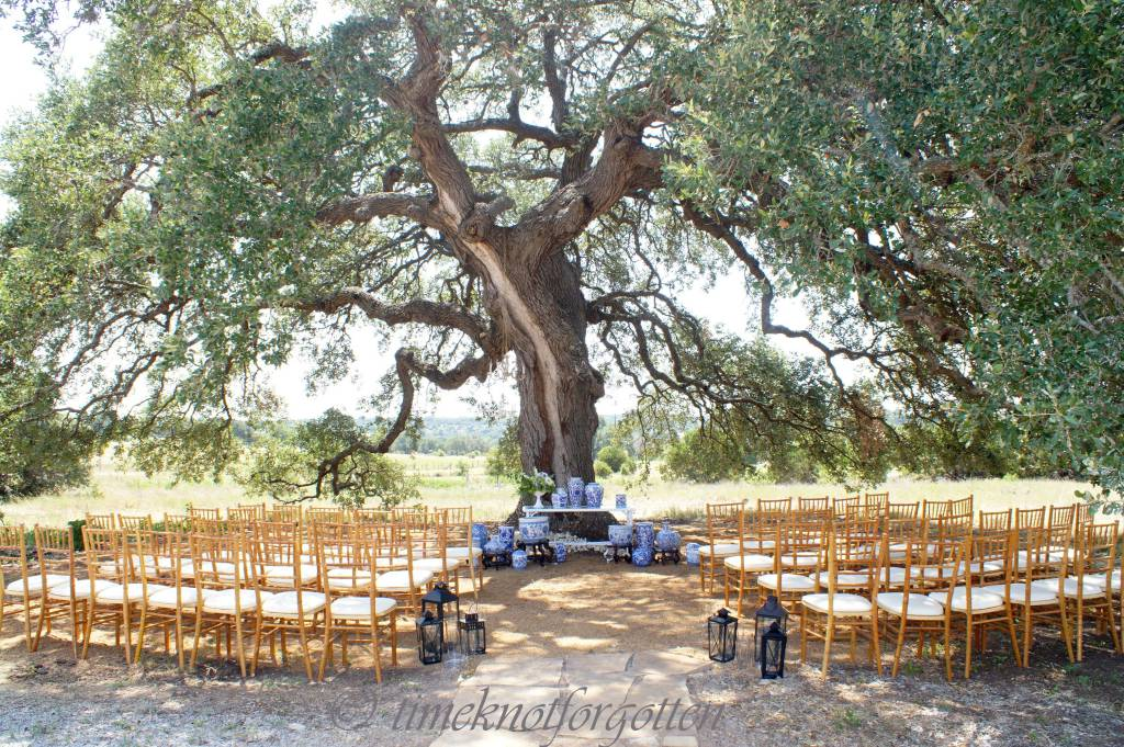 Outdoor Wedding Dripping Springs