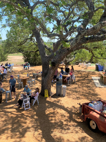 Live Music Event in Dripping Springs at The Alexander at Creek Road