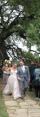 Beautiful Outdoor Ceremonies; fresh open air Weddings at The Alexander at Creek Road