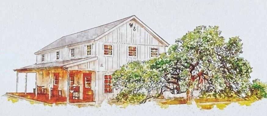 WindSong Barn for Wedding Weekends near Austin, Texas