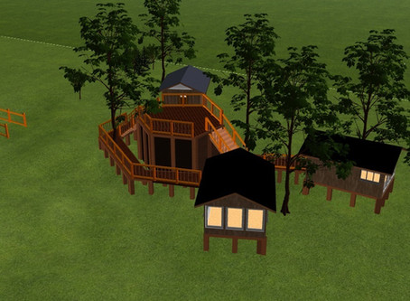 Treehouses?! Coming Soon!