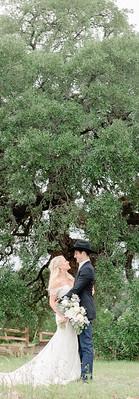 The Alexander at Creek Road's outdoor ceremony site Cascade Oak