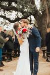Tony Kamel Wedding ar Windsong