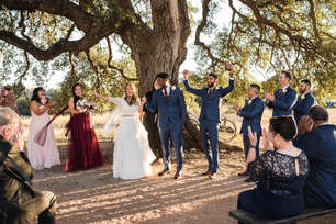 Texas Wedding Venue with Lodging Onsiteg