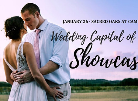 We're on! The Wedding Capital of Texas Showcase