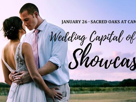 We're on! The Wedding Capital of Texas Showcase