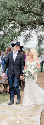 Outdoor ceremony Site by Holly Marie Photography