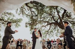 Outdoor Wedding Venues Texas Hills