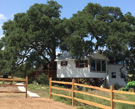 The Treehouse in Dripping Springs