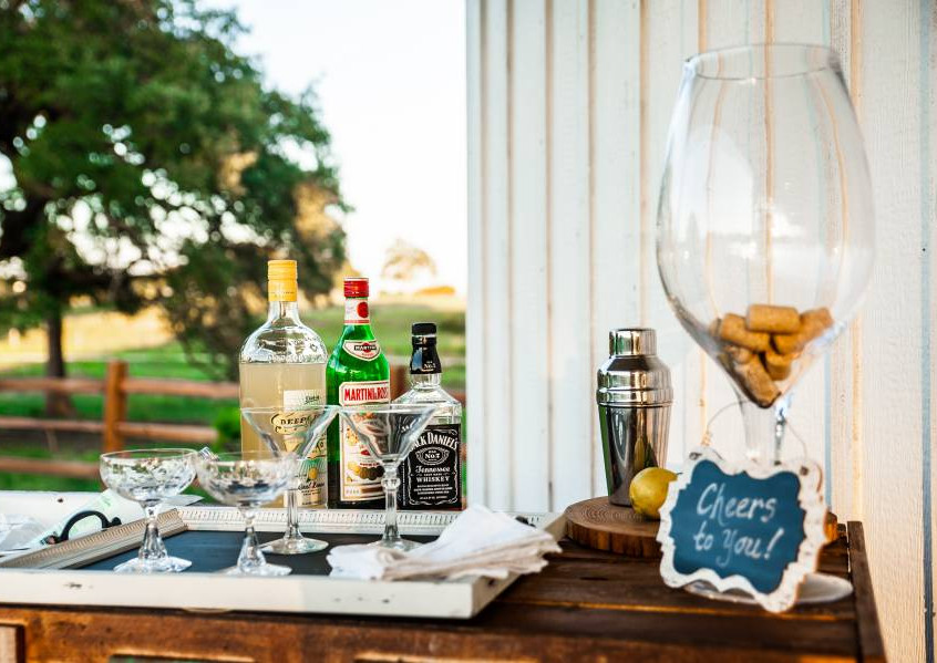 Affordable wedding venues central TX
