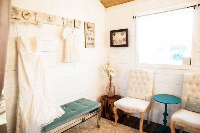 Bride's Room WindSong Barn