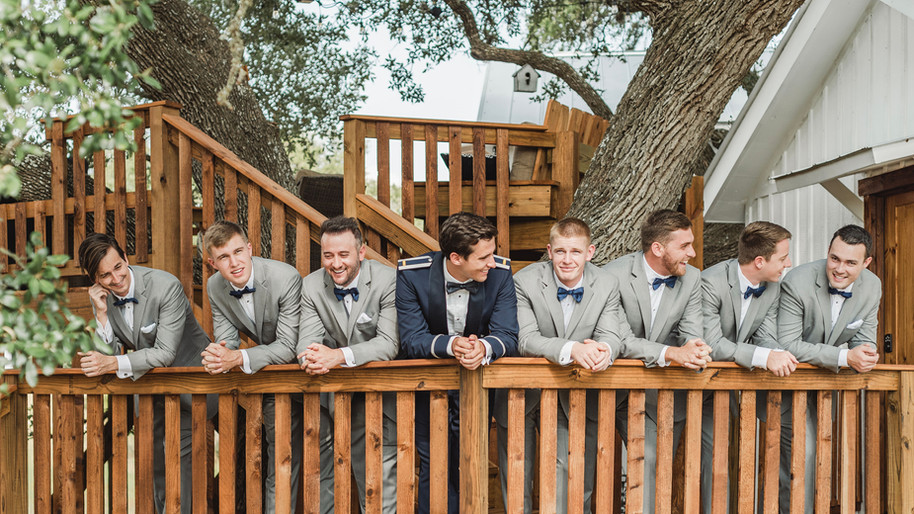 Destination weddings hill country