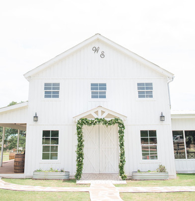 Wedding Day at WindSong Barn