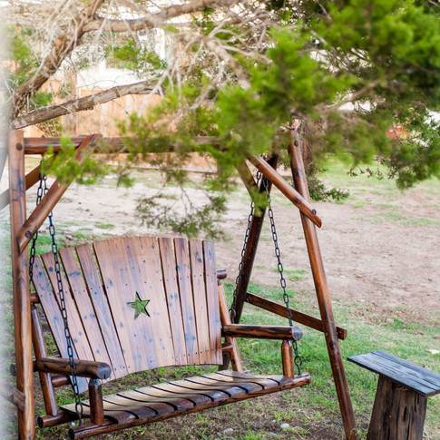 Outdoor Spaces to relax