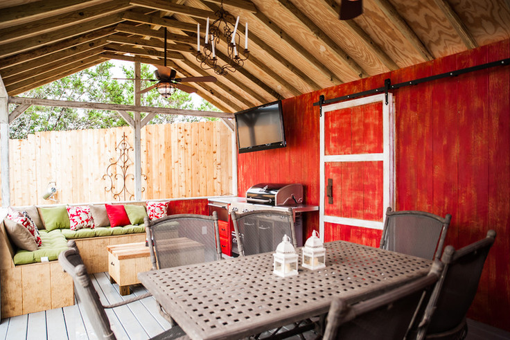 Country House at The Alexander: Getaways in Dripping Springs for families