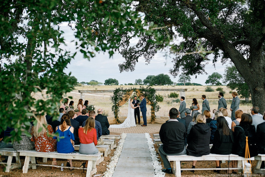 HIll Country Wedding Venues
